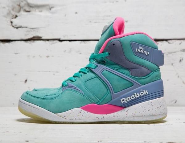 mita sneakers x Reebok Pump 25th Anniversary eletric city  (2)