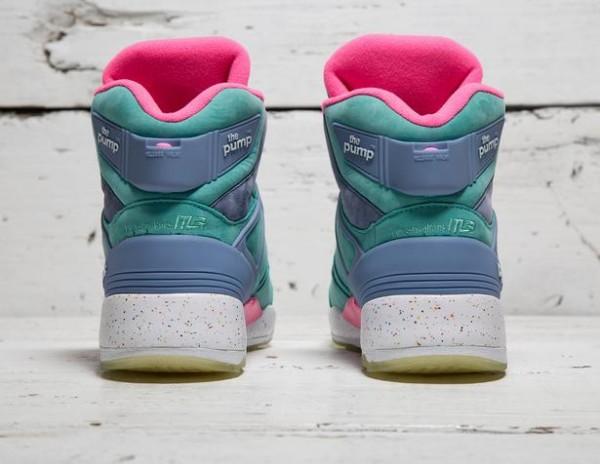 mita sneakers x Reebok Pump 25th Anniversary eletric city  (4)