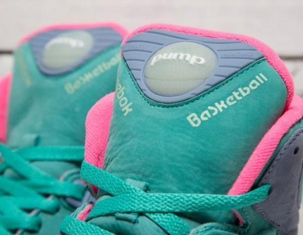 mita sneakers x Reebok Pump 25th Anniversary eletric city  (5)
