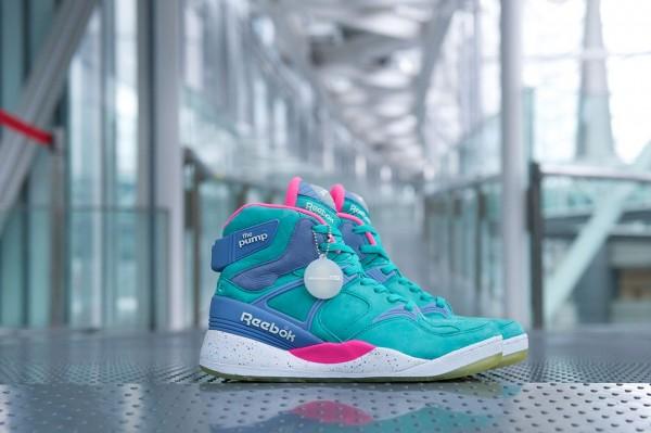 mita sneakers x Reebok Pump 25th Anniversary eletric city  (6)