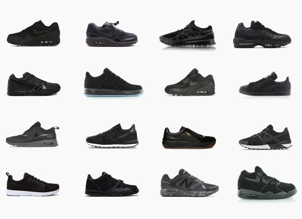 La sélection shopping 'Triple Black'