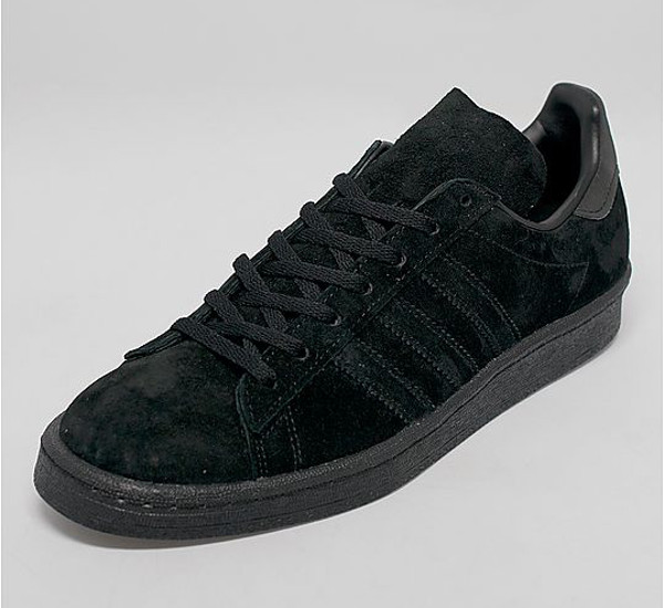 Adidas Campus 80's Triple Black (2)