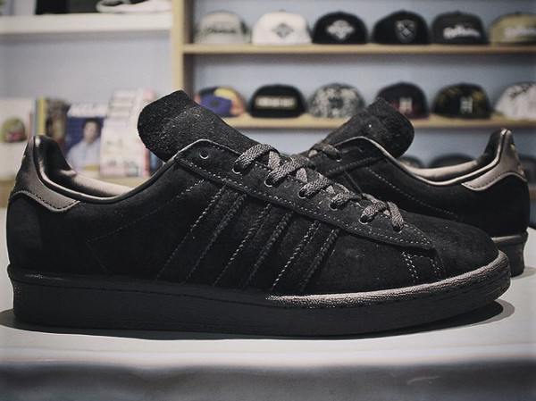 Adidas Campus 80's Triple Black (7)