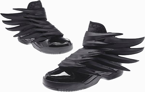 baskets js wings 3.0 adidas originals par jeremy scott