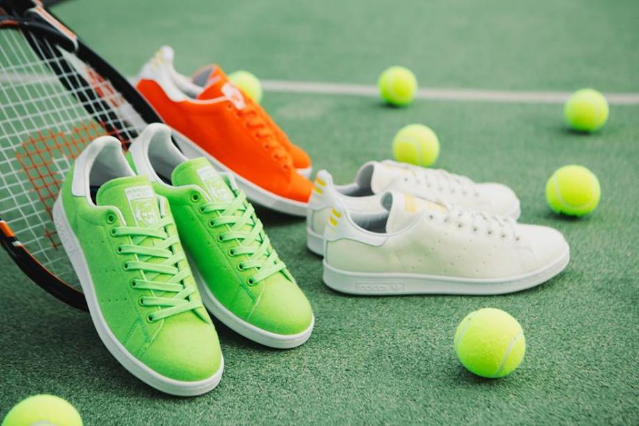 Adidas Stan Smith x Pharrell Williams Tennis (1)