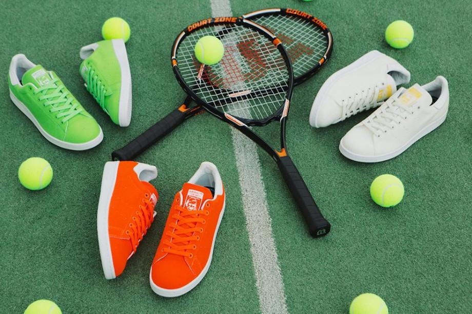 Adidas Stan Smith x Pharrell Williams Tennis (2)