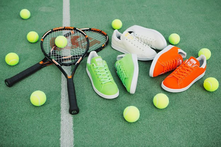 Adidas Stan Smith x Pharrell Williams Tennis (4)