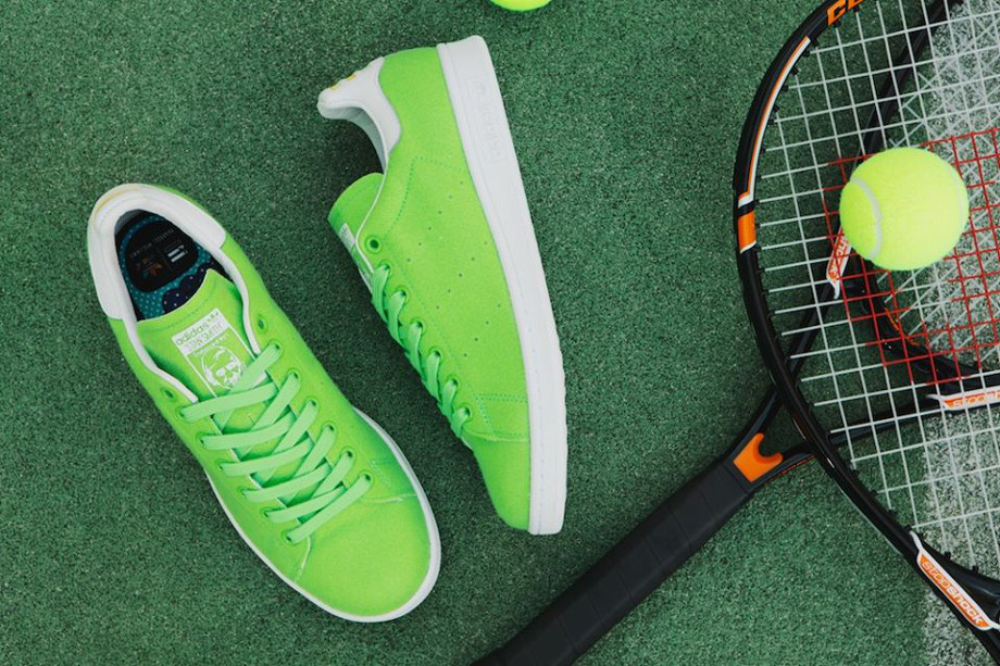 Adidas Stan Smith x Pharrell Williams Tennis Fluo (1)