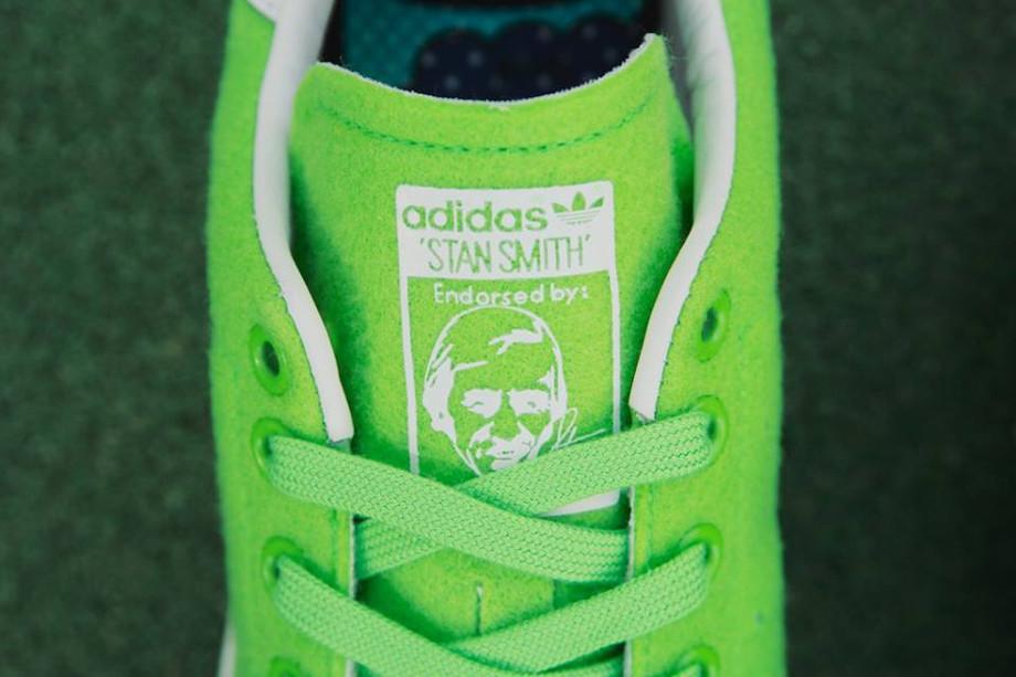 Adidas Stan Smith x Pharrell Williams Tennis Fluo (4)
