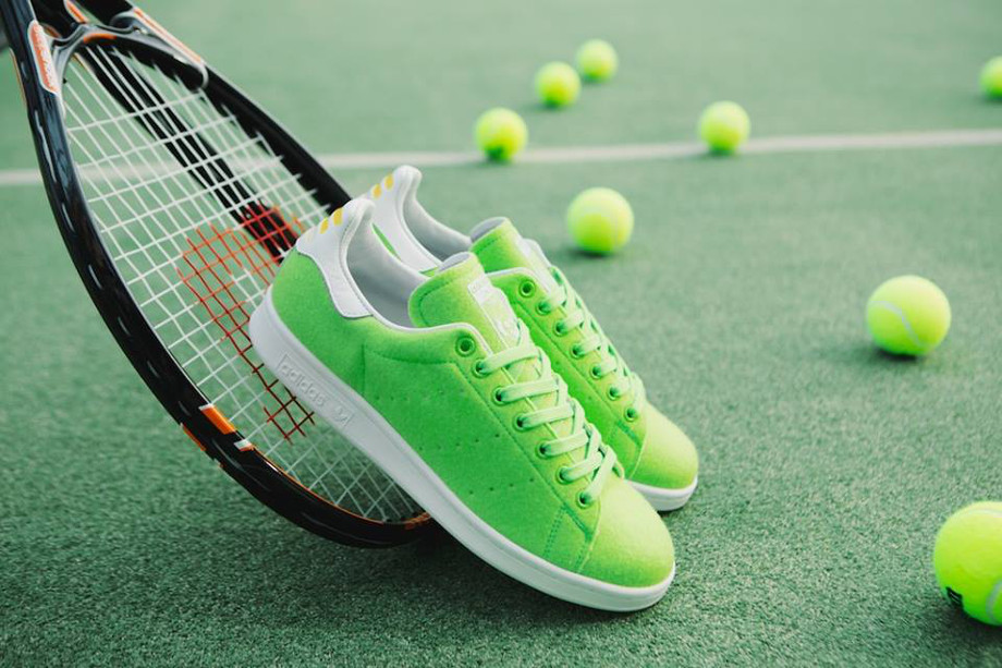 Adidas Stan Smith x Pharrell Williams Tennis Fluo (5)