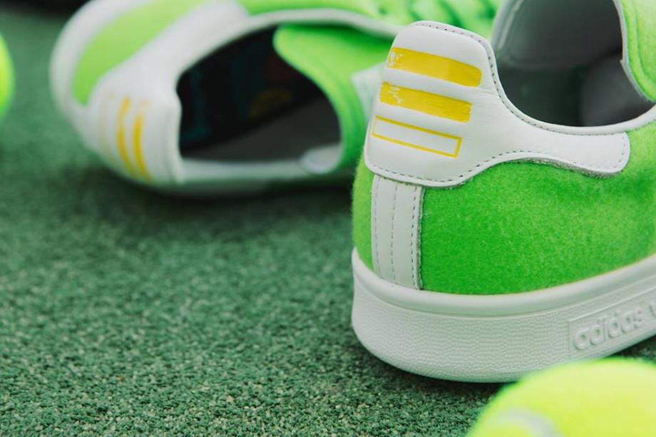 Adidas Stan Smith x Pharrell Williams Tennis Fluo (6)
