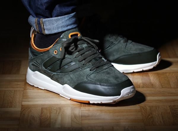 Adidas Tech Super 2.0 Kaki Orange  (1)