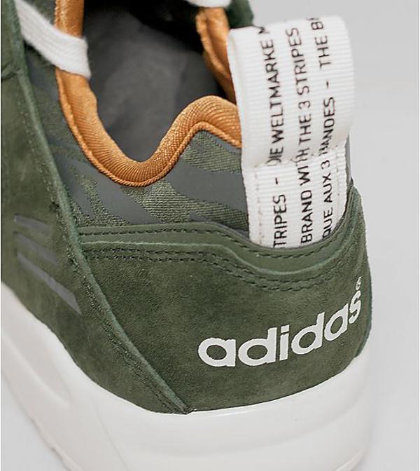Adidas Tech Super 2.0 Kaki Orange  (8)