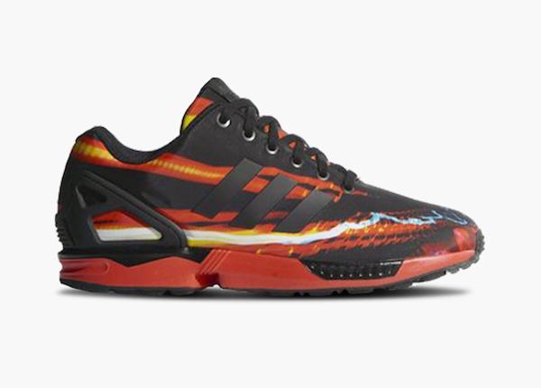 Adidas ZX Flux Hot Lava