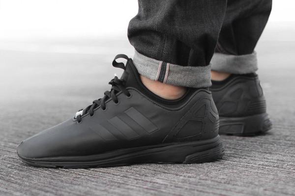 adidas zx flux triple noir