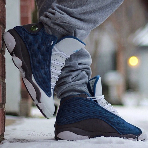 Air Jordan 13 Flint - Looselaced1s