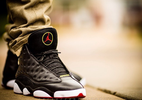 Air Jordan 13 Playoff - Rhendzphotoworkz