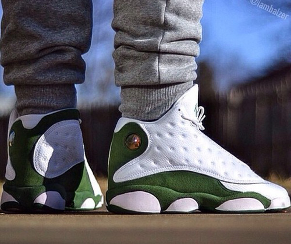 Air Jordan 13 Ray Allen - Iambalzer