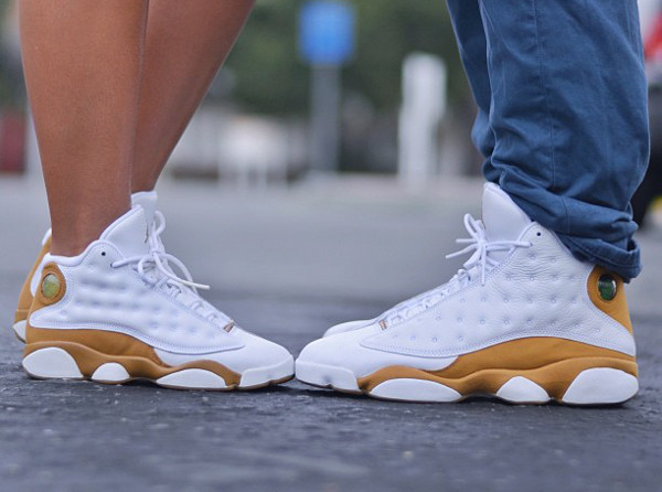 Air Jordan 13 Wheat - Lynaboos
