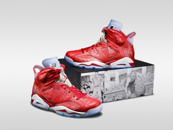 La Air Jordan 6 Slam Dunk : pas de sortie en Europe !