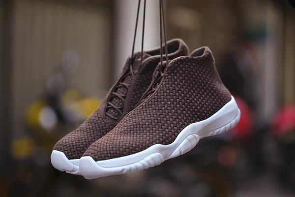Air Jordan Future «Baroque Brown»