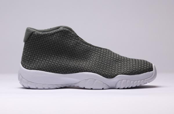 Air Jordan Future (Iron Green/White)