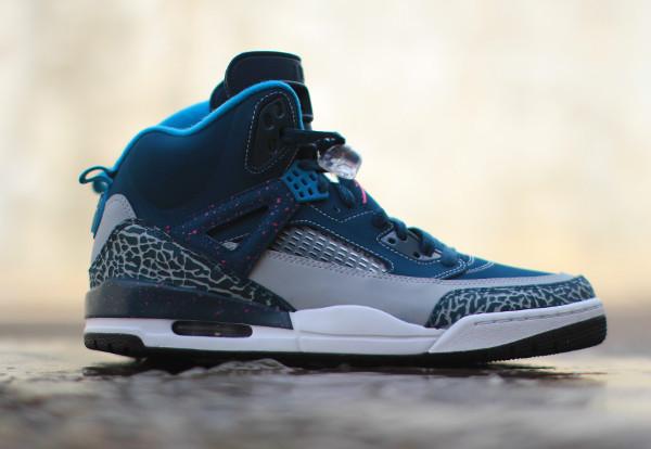 Air Jordan Spizike Space Blue (1)
