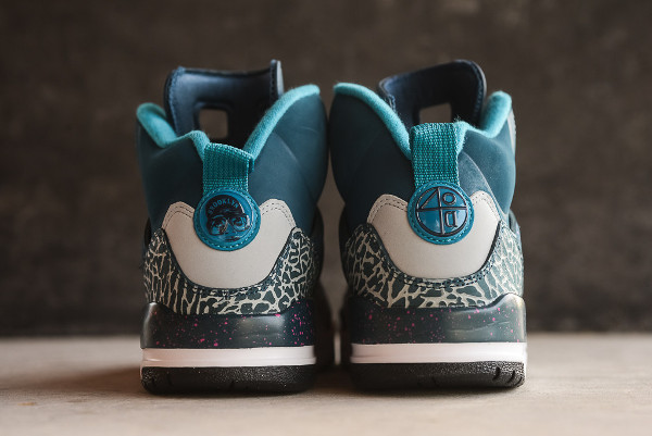 Air Jordan Spizike Space Blue (10)