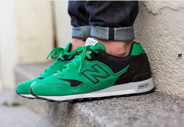 New Balance M577 SKG (Green) (1)