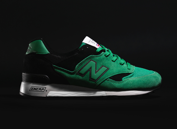 New Balance M577 SKG (Green) (2)