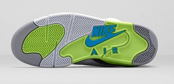 Nike Air Command Force OG Volt 2014 (2)