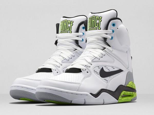 Nike Air Command Force OG Volt 2014 (3)