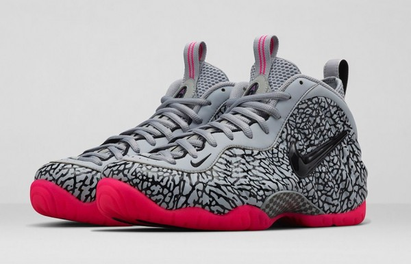 Nike Air Foamposite Pro Elephant  (2)