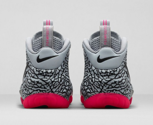 Nike Air Foamposite Pro Elephant  (5)