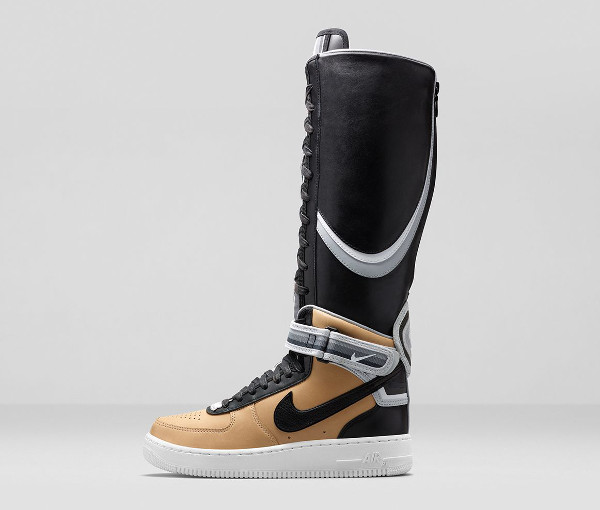 Nike Air Force 1 Boot Vachetta Tan