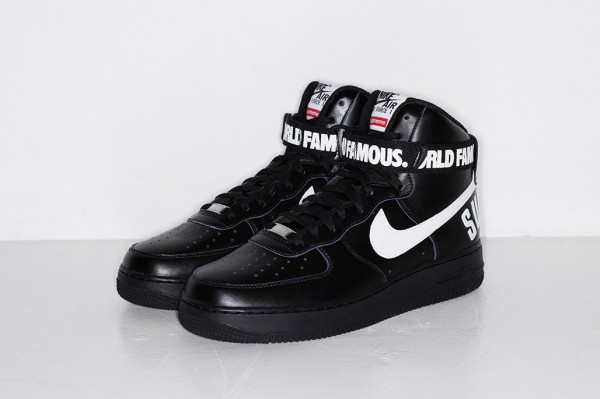 Nike Air Force 1 High x Supreme 'Famous World'-2