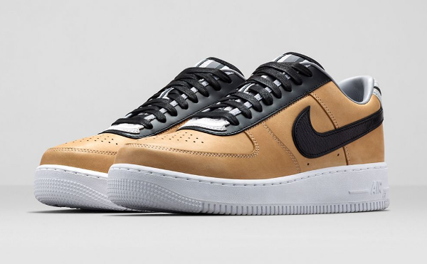 Nike Air Force 1 Low RT Riccardo Tisci Vachetta Tan (3)