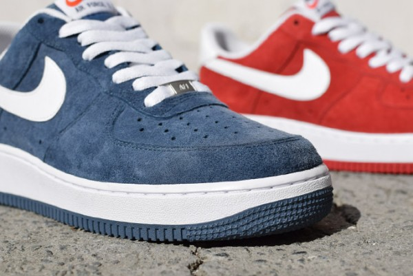 Nike Air Force 1 Low Suede 2014 (5)