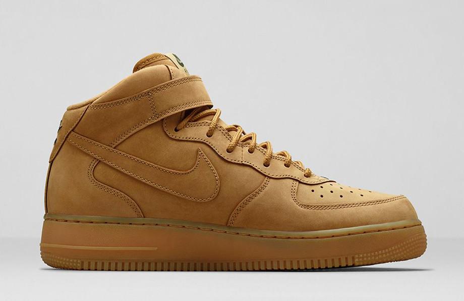 Où Mid Flax Qs L'acheter Force Nike 1 Wheat Air qPn017