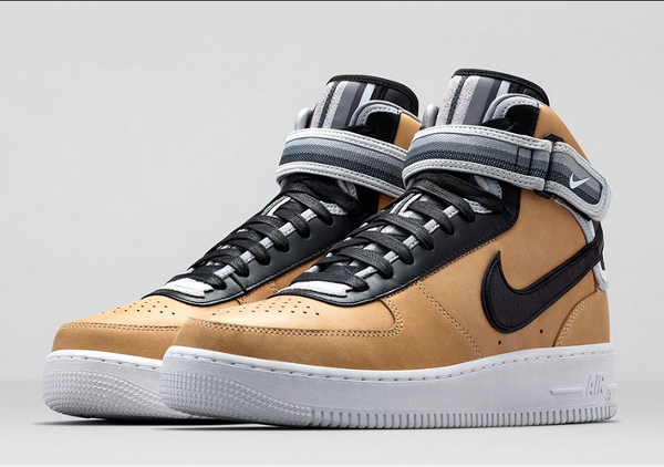 Nike Air Force 1 Mid RT Tisci Vachetta Tan (1)