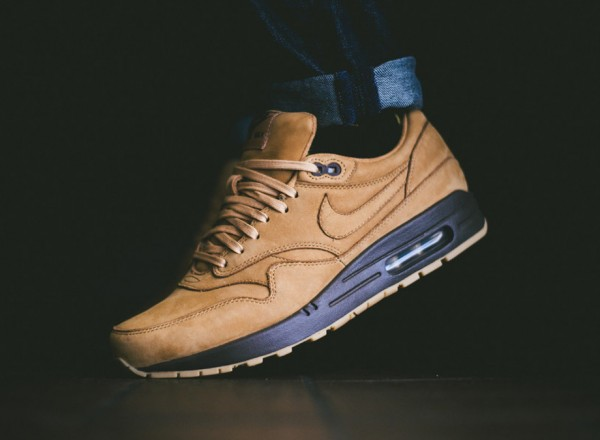 new style 9487b 8ca93 Nike Air Max 1 « Wheat » Quickstrike