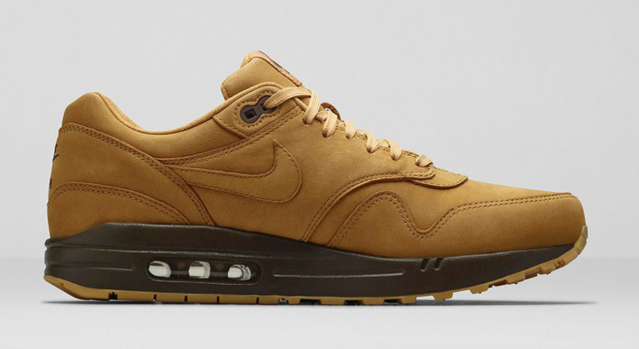 Nike Air Max 1 Flax Wheat photo officielle (5)