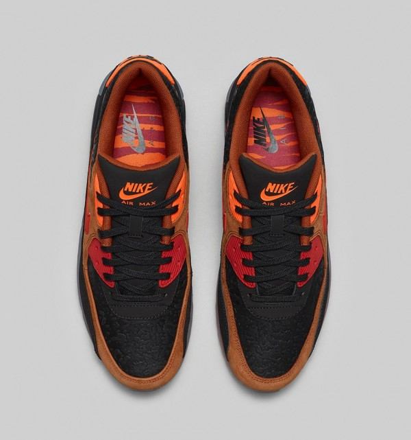 Nike Air Max 90 Ice Halloween QS photo officielle (3)