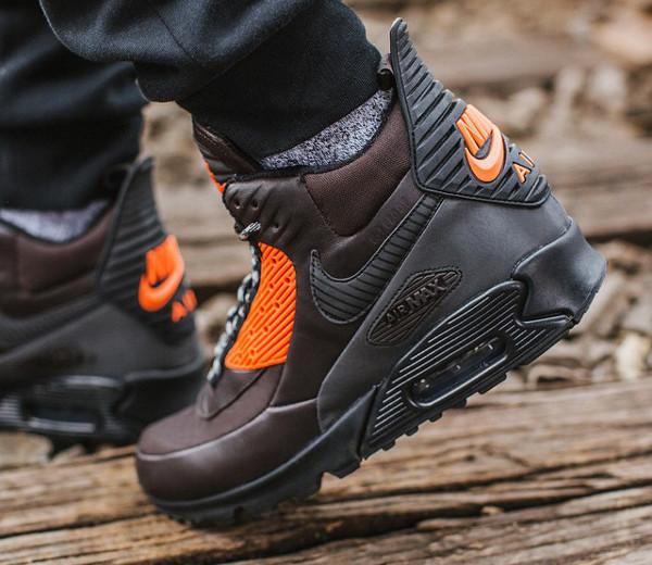 new products 5152f fa92e Où acheter les Nike Air Max 90 Winterized Sneakerboot ?