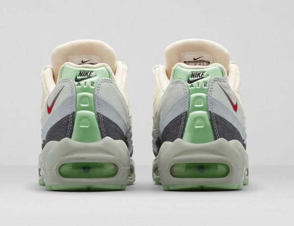 Nike Air Max 95 Halloween (Beige Green) (14)