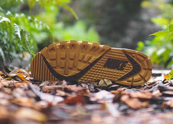 Nike Air Trainer SC Sneakerboot Haystack Light Chocolate (3)