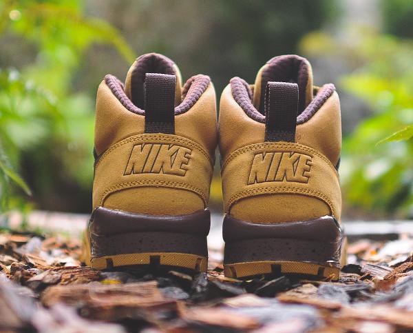 Nike Air Trainer SC Sneakerboot Haystack Light Chocolate (5)