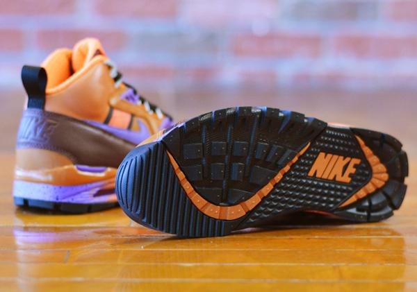 Nike Air Trainer SC Sneakerboot Tuscan Rust Hyper Grape-Barkroot Brown (3)
