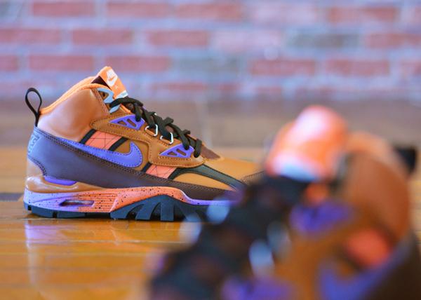 Nike Air Trainer SC Sneakerboot Tuscan Rust Hyper Grape-Barkroot Brown (4)