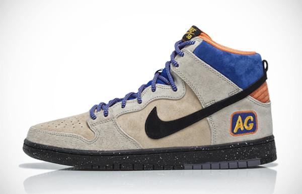 Nike Dunk High SB x Acapulco Gold